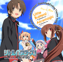 Little Busters!/Alicemagic〜TV animation ver.〜